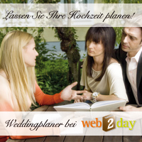 Weddingplanner auf Web2Day.de finden