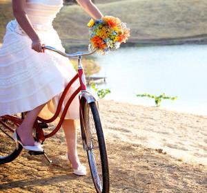 The Bride's Bike