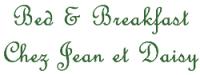 Logo von Bed & Breakfast Chez Jean et Daisy